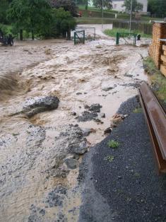 2009 - záplavy 3.července 3