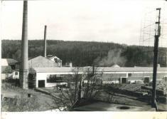 Blížejov - cihelna (1970)