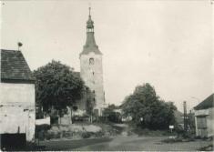 Blížejov - kostel